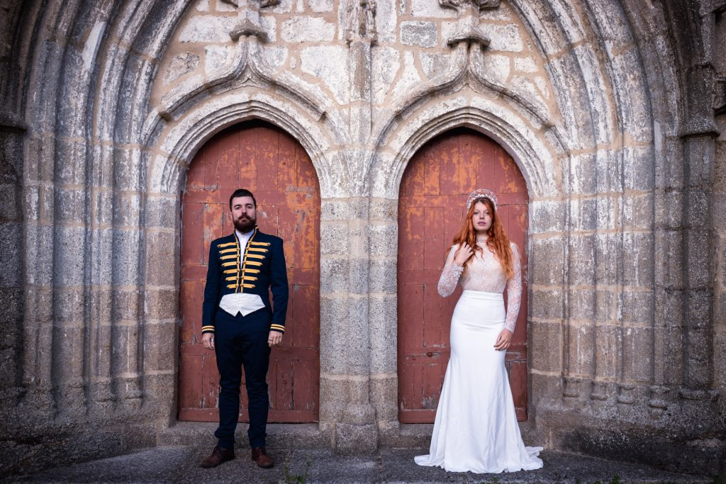 robe de mariée thom de corbie photographe de mariage